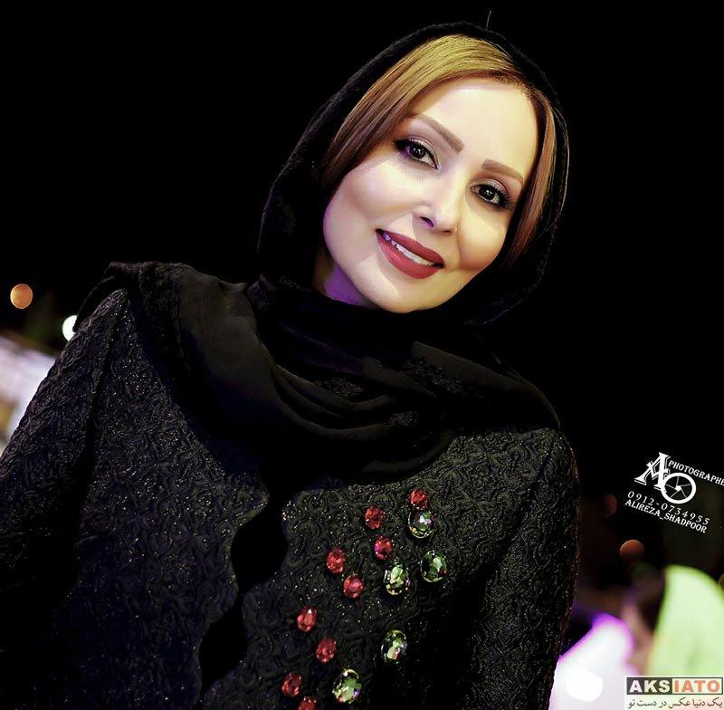 بازیگران بازیگران زن ایرانی  عکس های پرستو صالحی در آذر ماه ۹۶ (۶ تصویر)