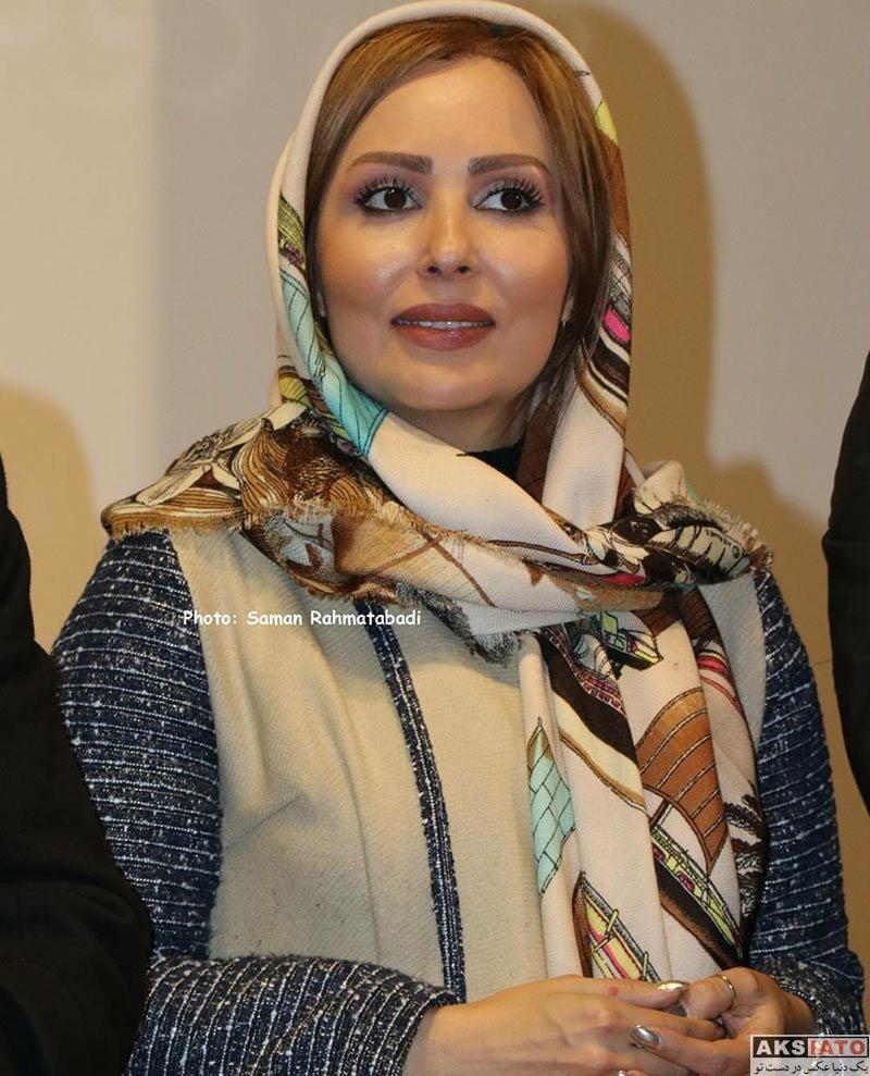 بازیگران بازیگران زن ایرانی  پرستو صالحی در اکران مردمی فیلم ثبت با سند برابر است (4 عکس)
