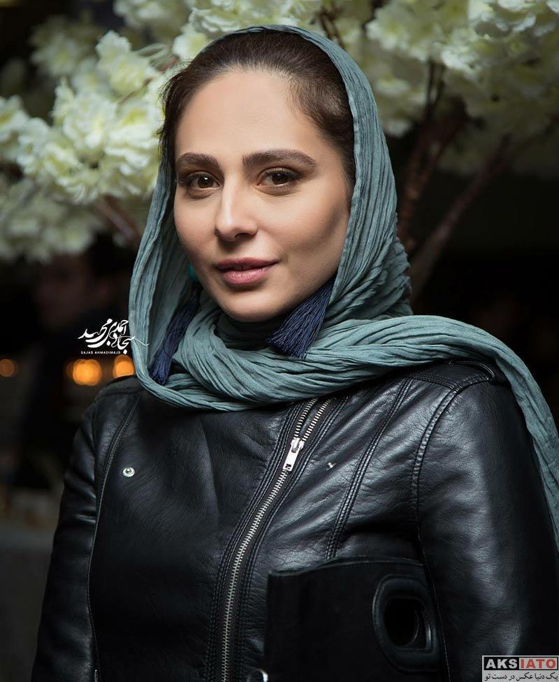 بازیگران بازیگران زن ایرانی  رعنا آزادی ور در اکران خصوصی فیلم حریم شخصی (5 عکس)