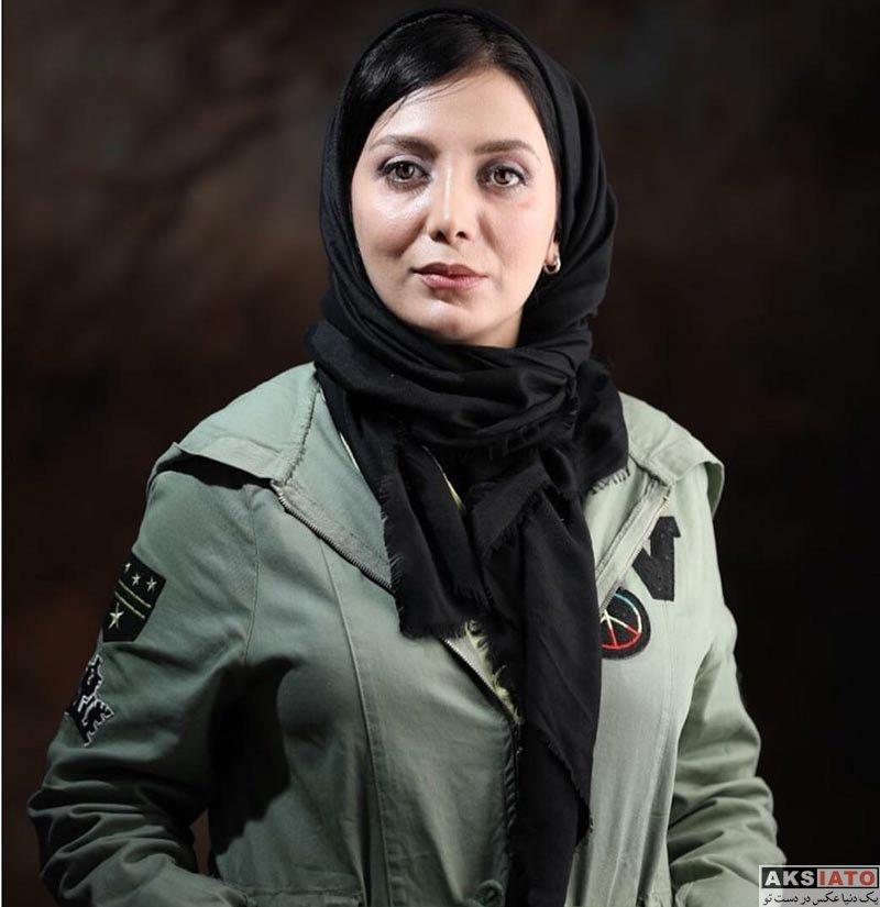 بازیگران بازیگران زن ایرانی  عکس های رویا میرعلمی در آذر ماه 96 (6 تصویر)