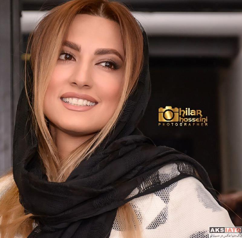 بازیگران بازیگران زن ایرانی  سمیرا حسینی در اکران خصوصی فیلم آینه بغل (4 عکس)