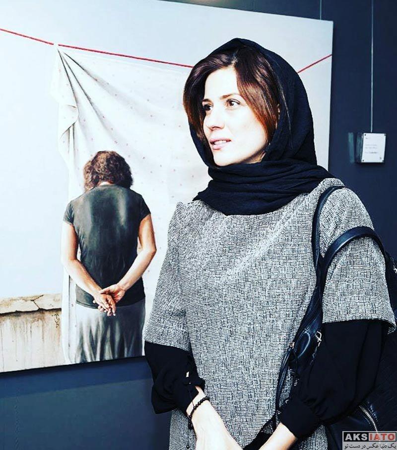 بازیگران بازیگران زن ایرانی  عکس های سارا بهرامی در آذر ماه ۹۶ (6 تصویر)
