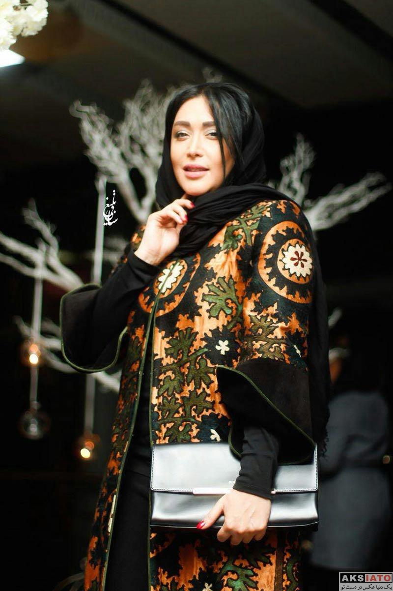بازیگران بازیگران زن ایرانی  عکس های جدید سارا منجزی در آذر ماه 96 (6 تصویر)