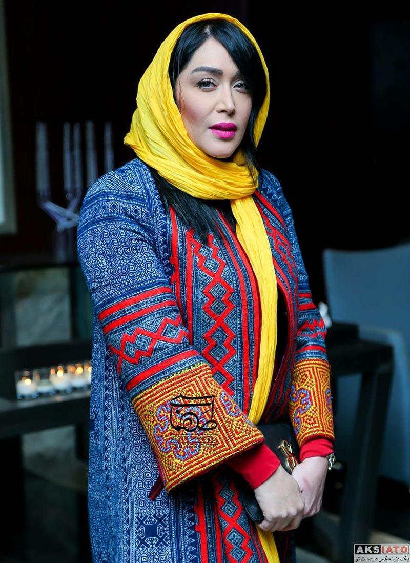 بازیگران بازیگران زن ایرانی  سارا منجزی پور در اکران خصوصی فیلم خانه کاغذی (۳ عکس)