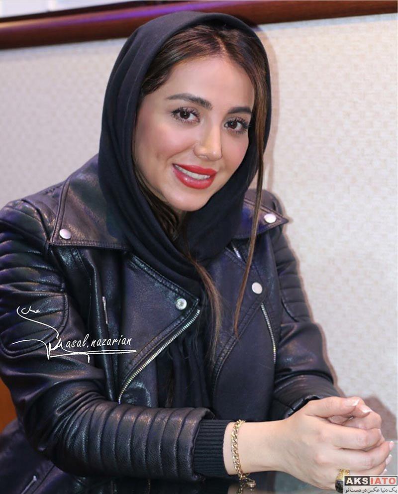 بازیگران بازیگران زن ایرانی  سپیده مرادپور در اکران مردمی فیلم خالتور (4 عکس)