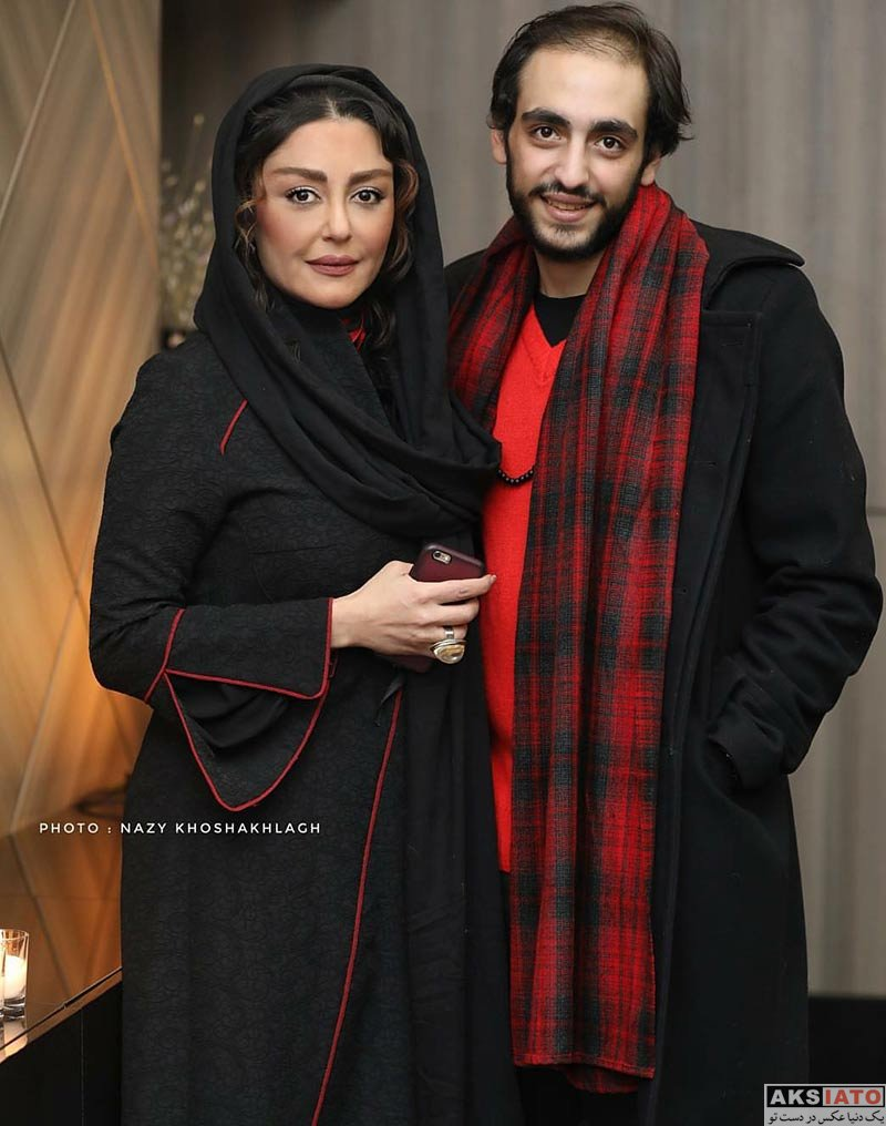 بازیگران بازیگران زن ایرانی شقایق فراهانی در اکران خصوصی فیلم خانه کاغذی (3 عکس)