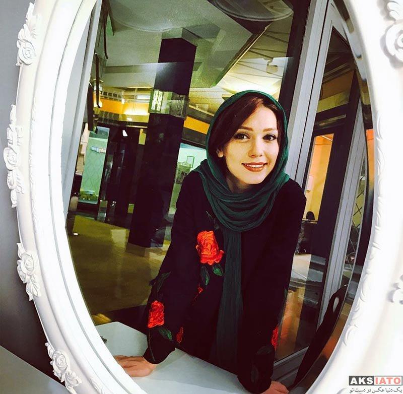 بازیگران بازیگران زن ایرانی  عکس های شهرزاد کمال زاده در آذر ماه 96 (6 تصویر)