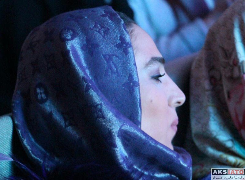 بازیگران بازیگران زن ایرانی  سوگل طهماسبی در کنسرت مهدی مدرس (2 عکس)