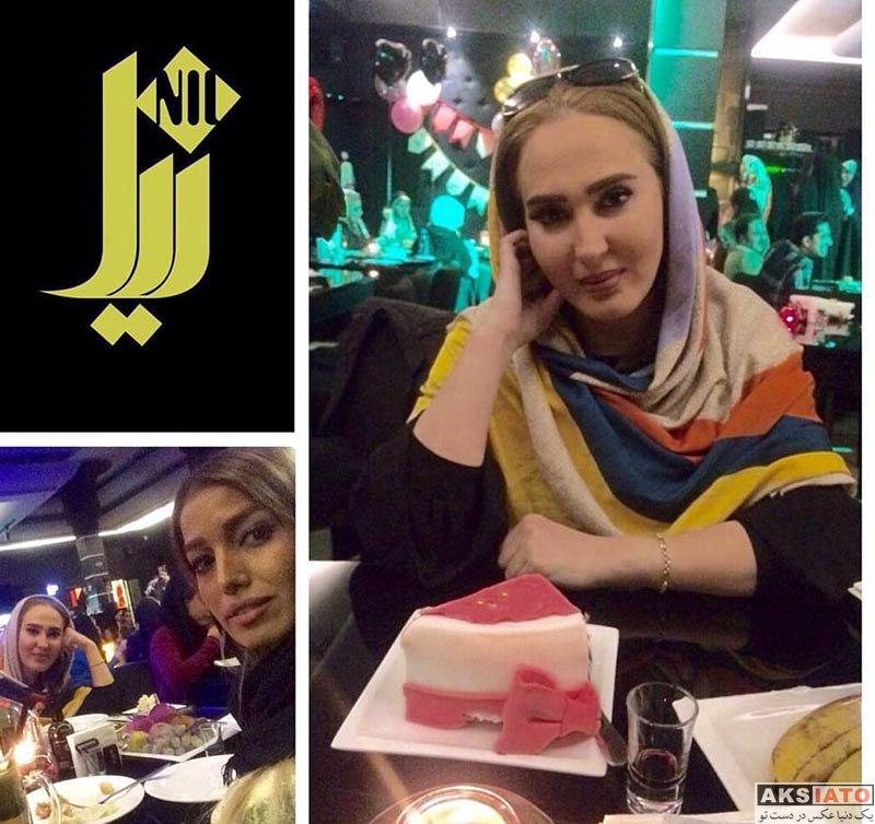 بازیگران بازیگران زن ایرانی  عکس های زهره فکور صبور در آذر ماه 96 (6 تصویر)
