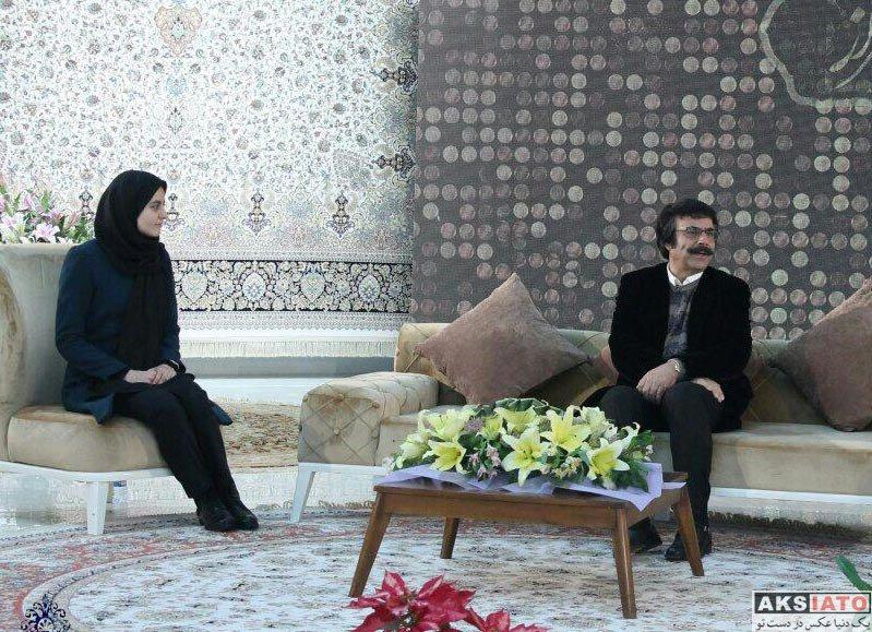 بازیگران بازیگران زن ایرانی  افسانه کمالی در برنامه خوشا شیراز (3 عکس)