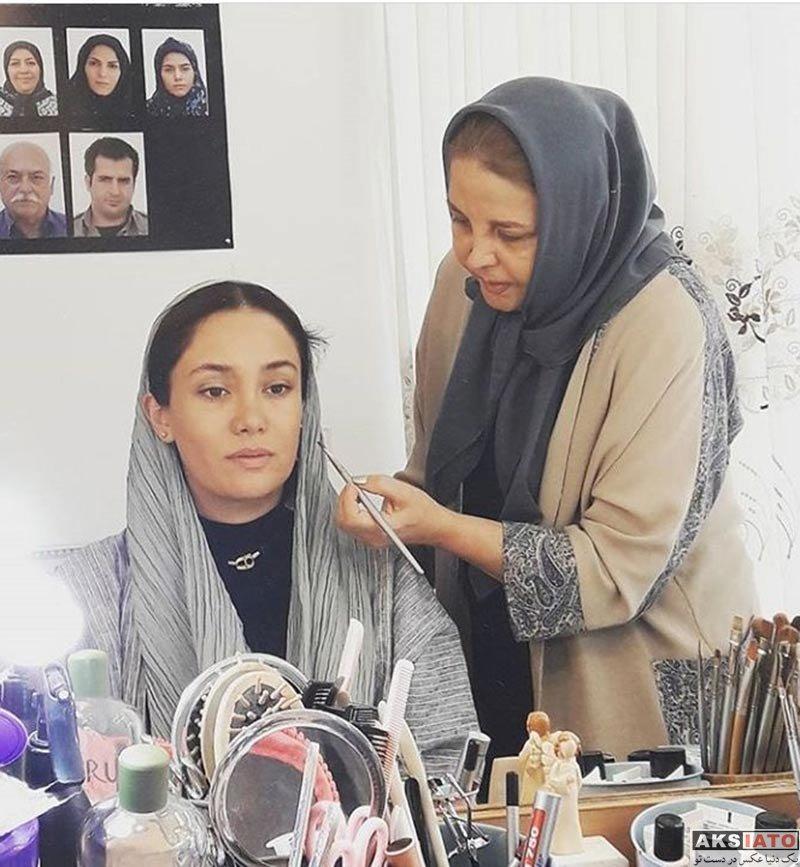 بازیگران بازیگران زن ایرانی  عکس های بهاره افشاری در دی ماه ۹۶ (7 تصویر)