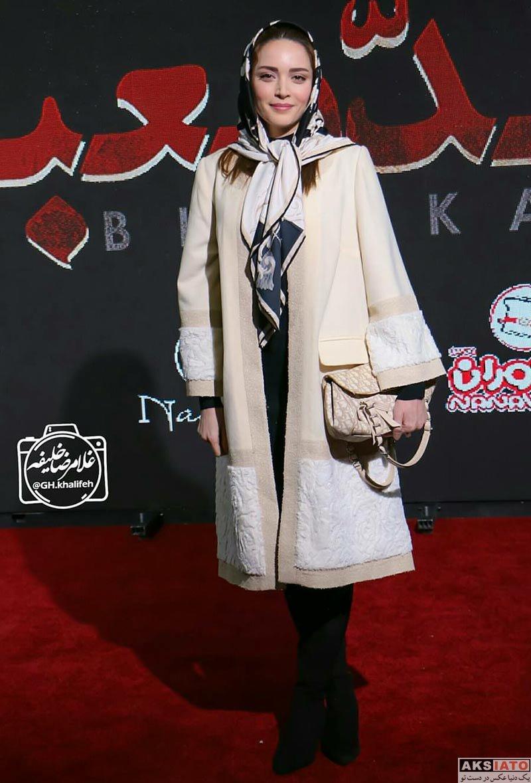 بازیگران بازیگران زن ایرانی  بهنوش طباطبایی در اکران خصوصی فیلم سد معبر (6 عکس)