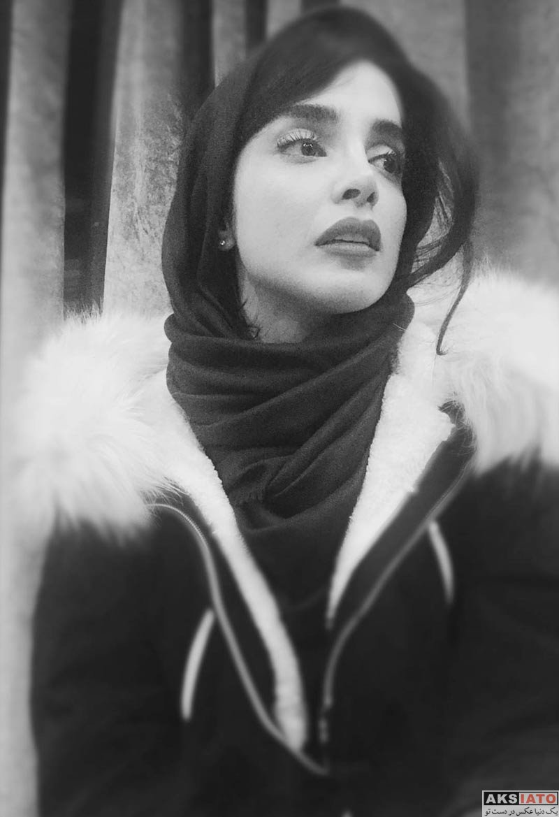بازیگران بازیگران زن ایرانی  عکس های الهه حصاری در دی ماه ۹۶ (۶ تصویر)