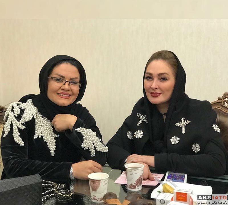 بازیگران بازیگران زن ایرانی  عکس ها الهام حمیدی در دی ماه ۹۶ (۶ تصویر)