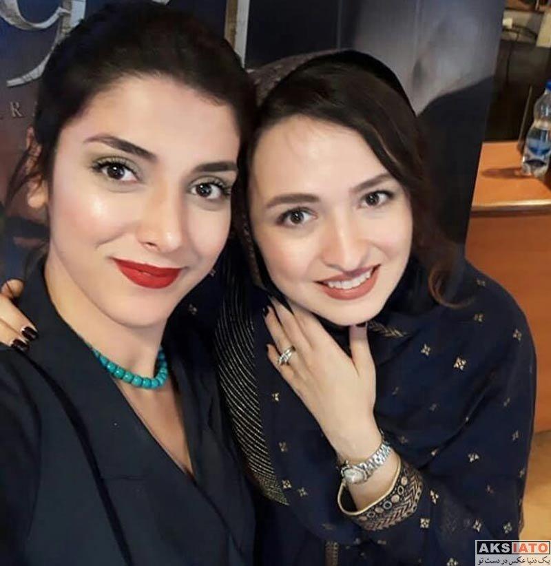 بازیگران بازیگران زن ایرانی  گلاره عباسی در جشنواره سینمایی پونای هند (4 عکس)