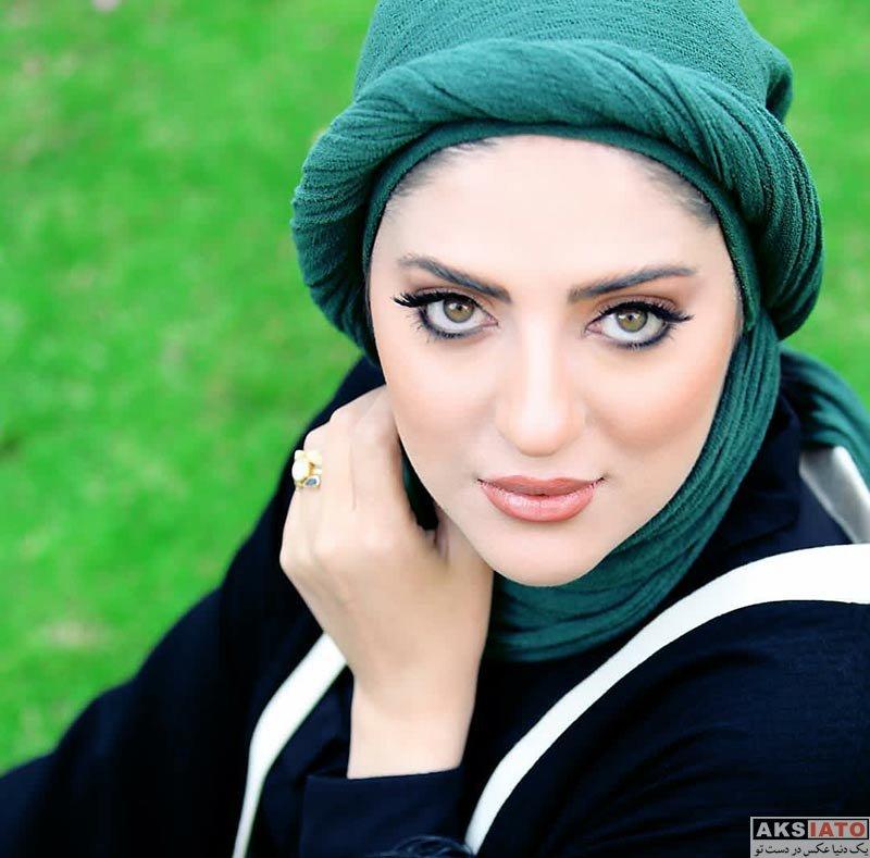 بازیگران بازیگران زن ایرانی  عکس های خاص هلیا امامی در بهمن ماه 96 (5 تصویر)