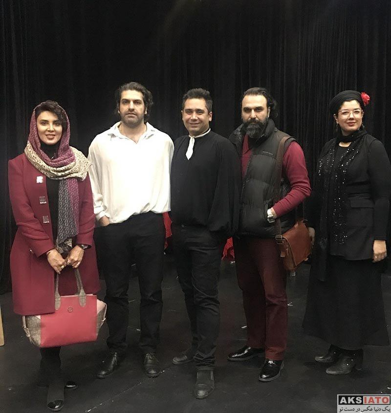 بازیگران بازیگران زن ایرانی  لیلا بلوکات در اجرای کنسرت نمایش یرما (2 عکس)