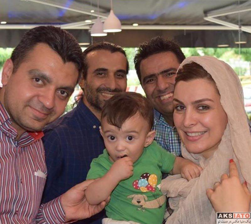 بازیگران بازیگران زن ایرانی  عکس های ماه چهره خلیلی در دی ماه ۹۶ (5 تصویر)
