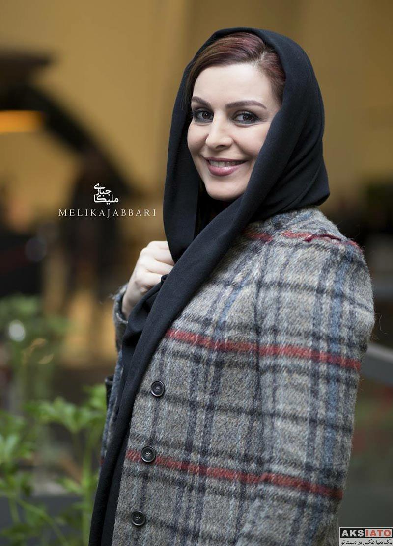 بازیگران بازیگران زن ایرانی  ماه چهره خلیلی در اکران خصوصی فیلم پل خواب (5 عکس)
