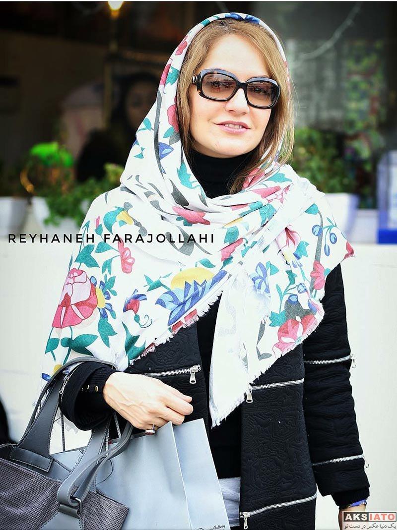 بازیگران بازیگران زن ایرانی  عکس های مهناز افشار در دی ماه ۹۶ (6 تصویر)