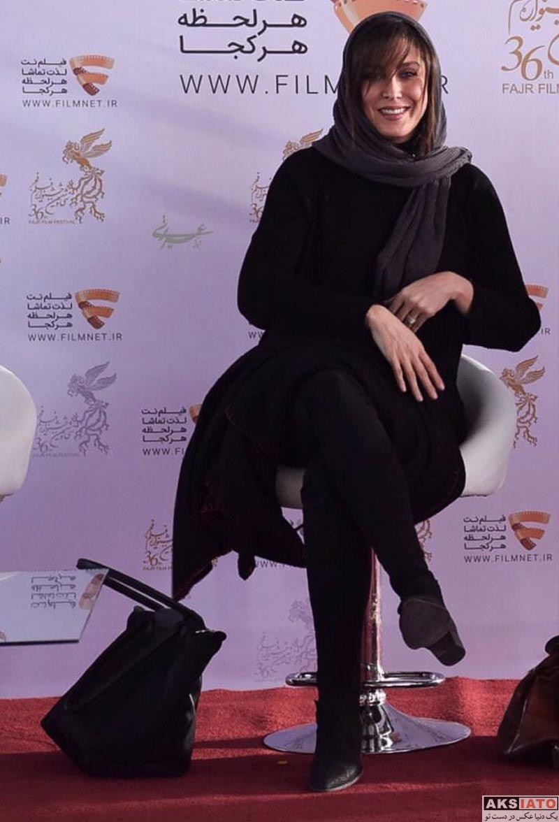 بازیگران بازیگران زن ایرانی مهتاب کرامتی در برنامه دو قدم مانده به سیمرغ (6 عکس)