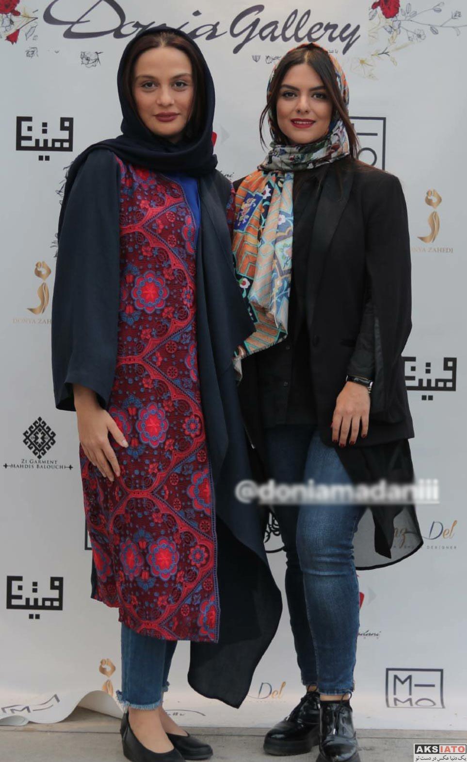 بازیگران بازیگران زن ایرانی  عکس های مارال فرجاد در دی ماه ۹۶ (8 تصویر)