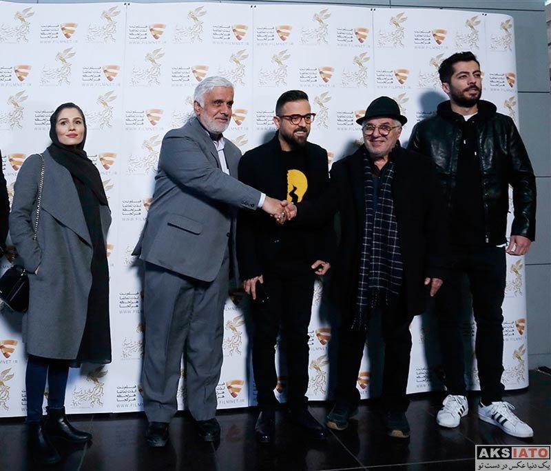 بازیگران بازیگران زن ایرانی  مرجان اتفاقیان در برنامه دو قدم مانده به سیمرغ (5 عکس)