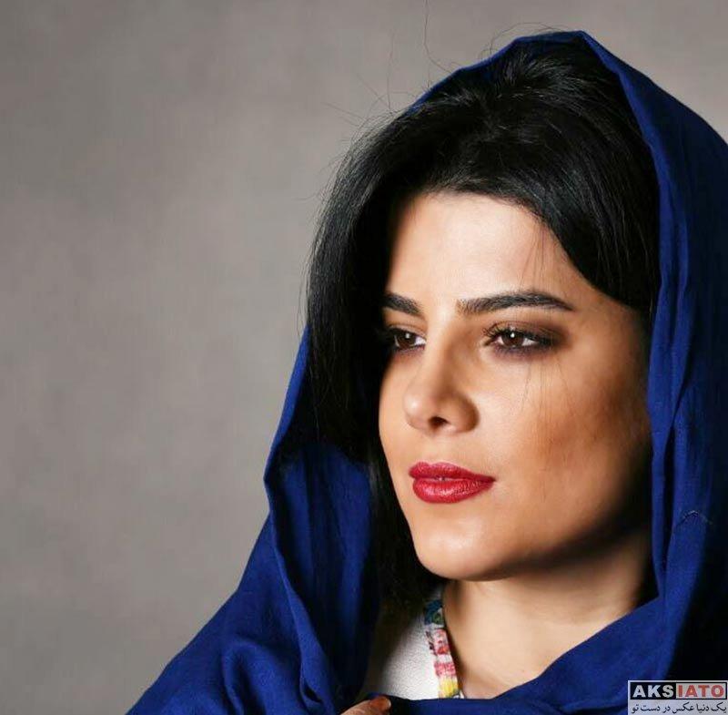 بازیگران بازیگران زن ایرانی  عکس های معصومه رحمتی در دی ماه ۹۶ (۶ تصویر)
