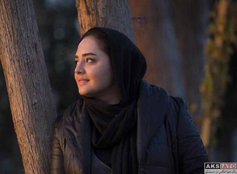 بازیگران بازیگران زن ایرانی  عکس های نرگس محمدی در دی ماه 96 (6 تصویر)