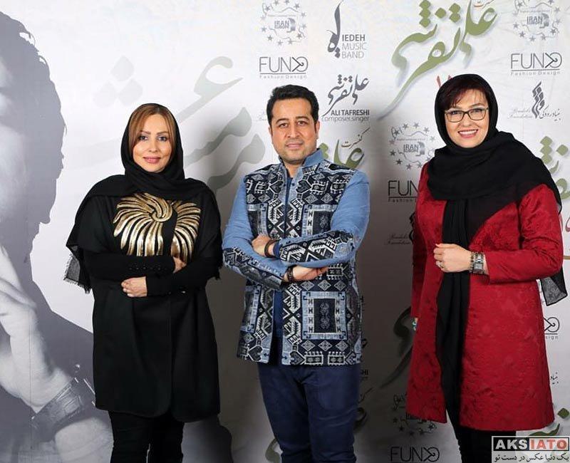 بازیگران بازیگران زن ایرانی  عکس های پرستو صالحی در دی ماه ۹۶ (8 تصویر)