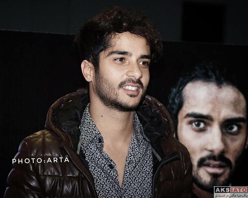 بازیگران بازیگران مرد ایرانی  ساعد سهیلی در اکران مردمی فیلم پل خواب (۳ عکس)