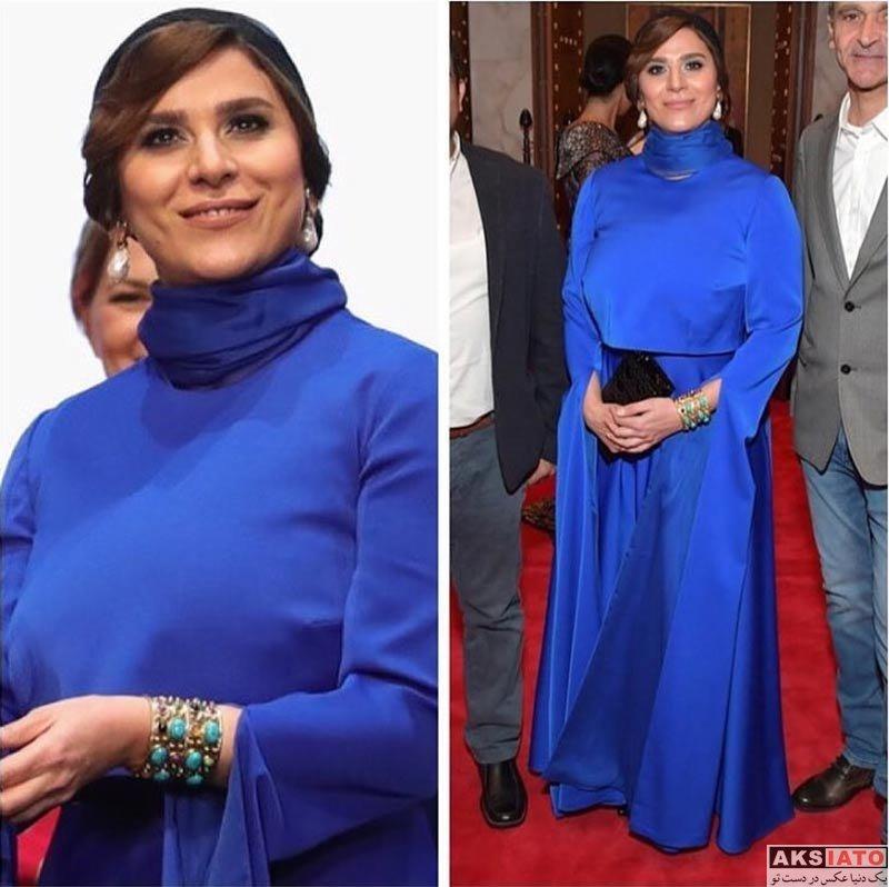 بازیگران بازیگران زن ایرانی  عکس های سحر دولتشاهی در دی ماه ۹۶ (7 تصویر)