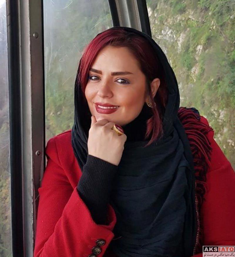 بازیگران بازیگران زن ایرانی  عکس های سپیده خداوردی در دی ماه ۹۶ (5 تصویر)