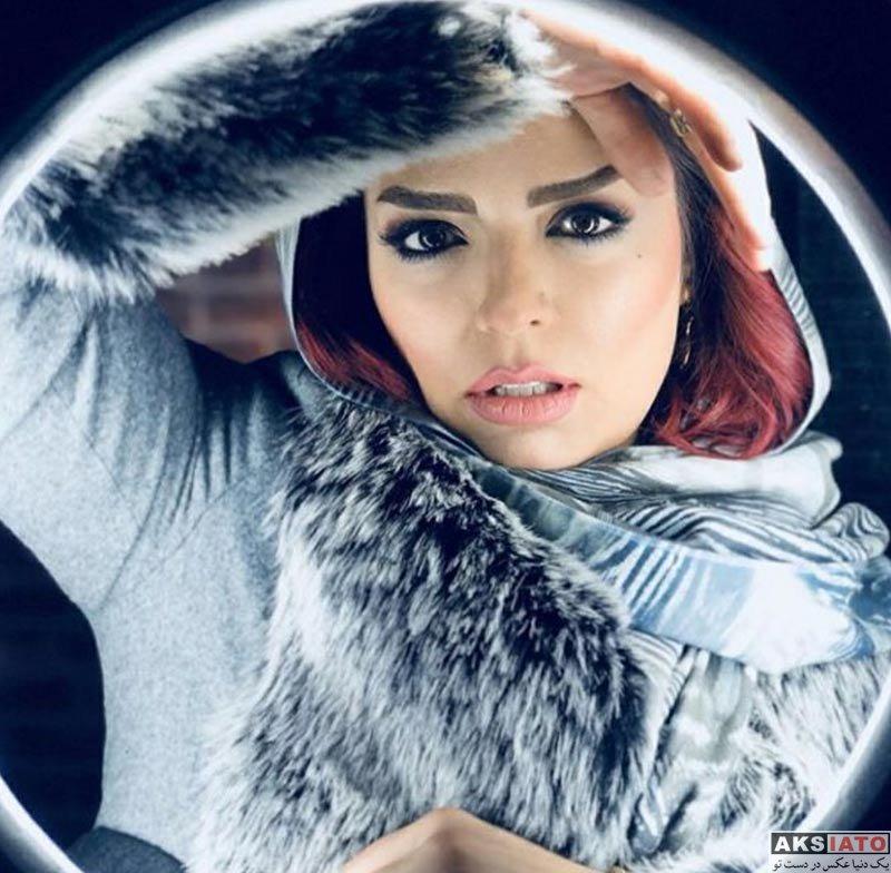 بازیگران بازیگران زن ایرانی  عکس های تبلیغاتی سپیده خداوردی برای مزون دومد