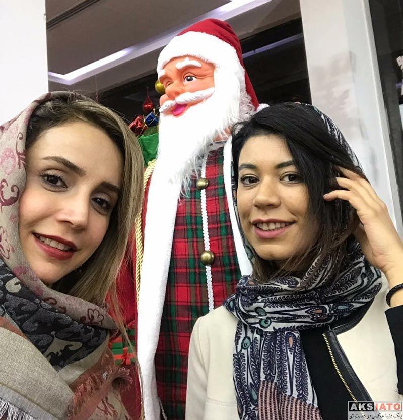 بازیگران بازیگران زن ایرانی  عکس های شبنم قلی خانی بازیگر سریال آنام در دی ۹۶ (8 تصویر)