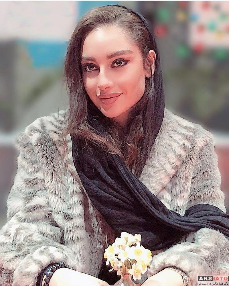 بازیگران بازیگران زن ایرانی  عکس های ترلان پروانه در دی ماه ۹۶ (8 تصویر)