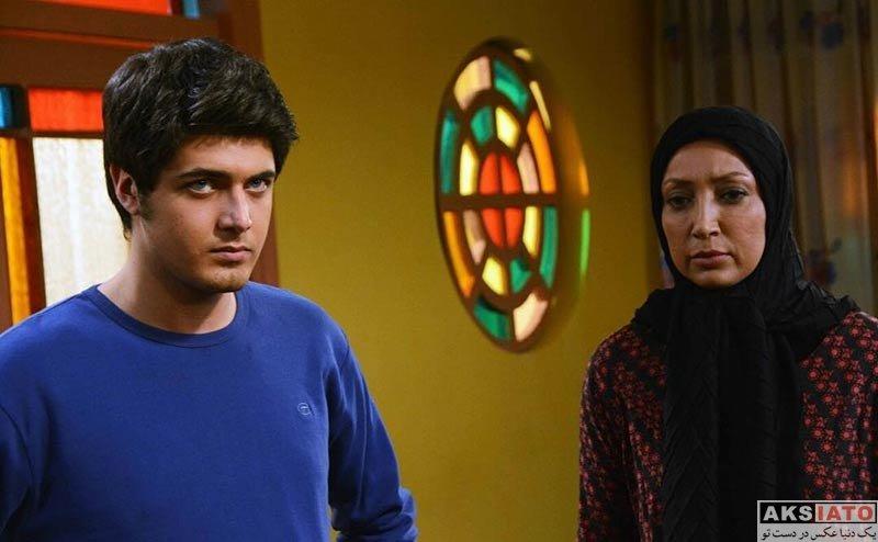 بازیگران بازیگران مرد ایرانی  علی مسلمی بازیگر نقش مهیار در سریال هست و نیست (6 عکس)