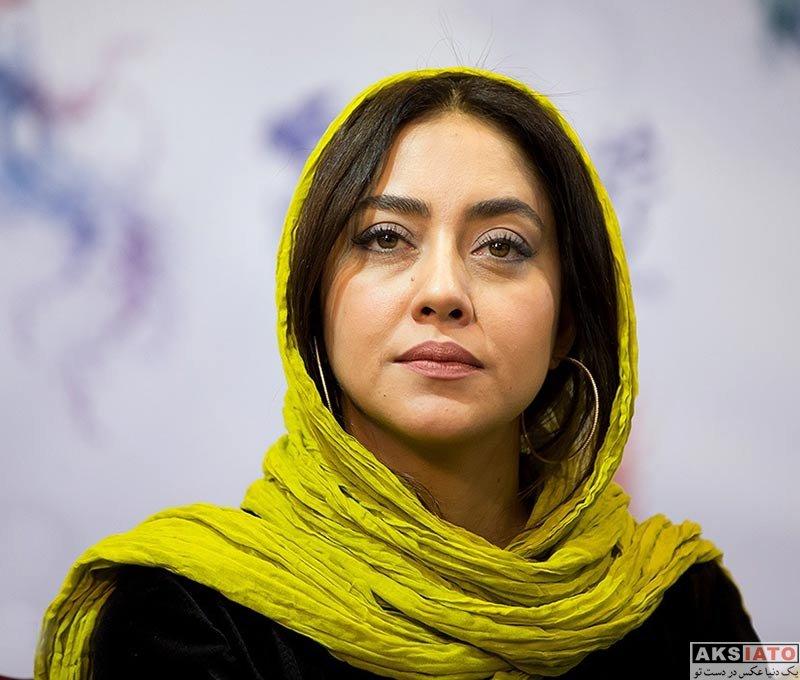 بازیگران جشنواره فیلم فجر  بهاره کیان افشار در روز هفتم جشنواره فیلم فجر ۳۶ (10 عکس)