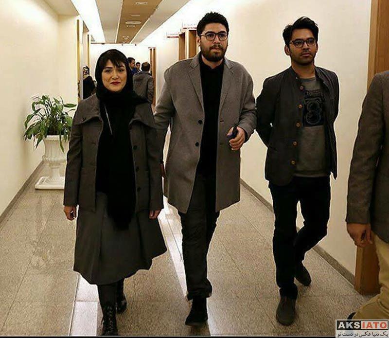 بازیگران جشنواره فیلم فجر  باران کوثری در اختتامیه سی و ششمین جشنواره فیلم فجر (7 عکس)