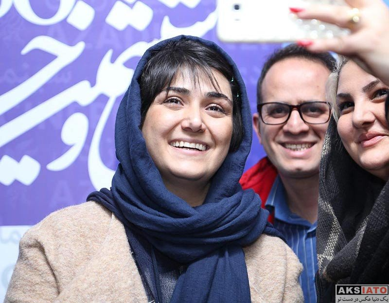 بازیگران جشنواره فیلم فجر  باران کوثری در اکران فیلم عرق سرد در جشنواره فیلم فجر (5 عکس)