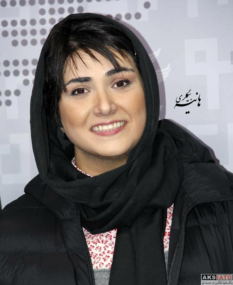 بازیگران جشنواره فیلم فجر  باران کوثری در سومین روز سی و ششمین جشنواره فیلم فجر (5 عکس)