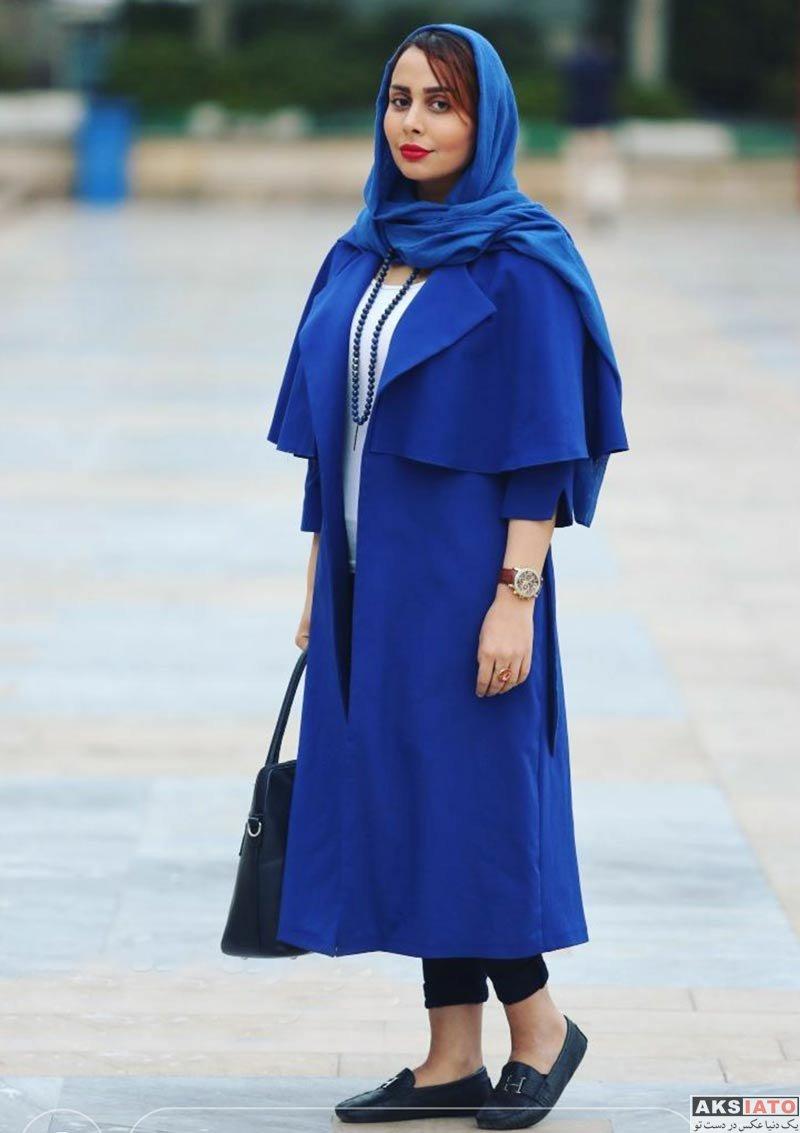 بازیگران بازیگران زن ایرانی  عکس های بیتا عالمی در بهمن ماه ۹۶ (5 تصویر)