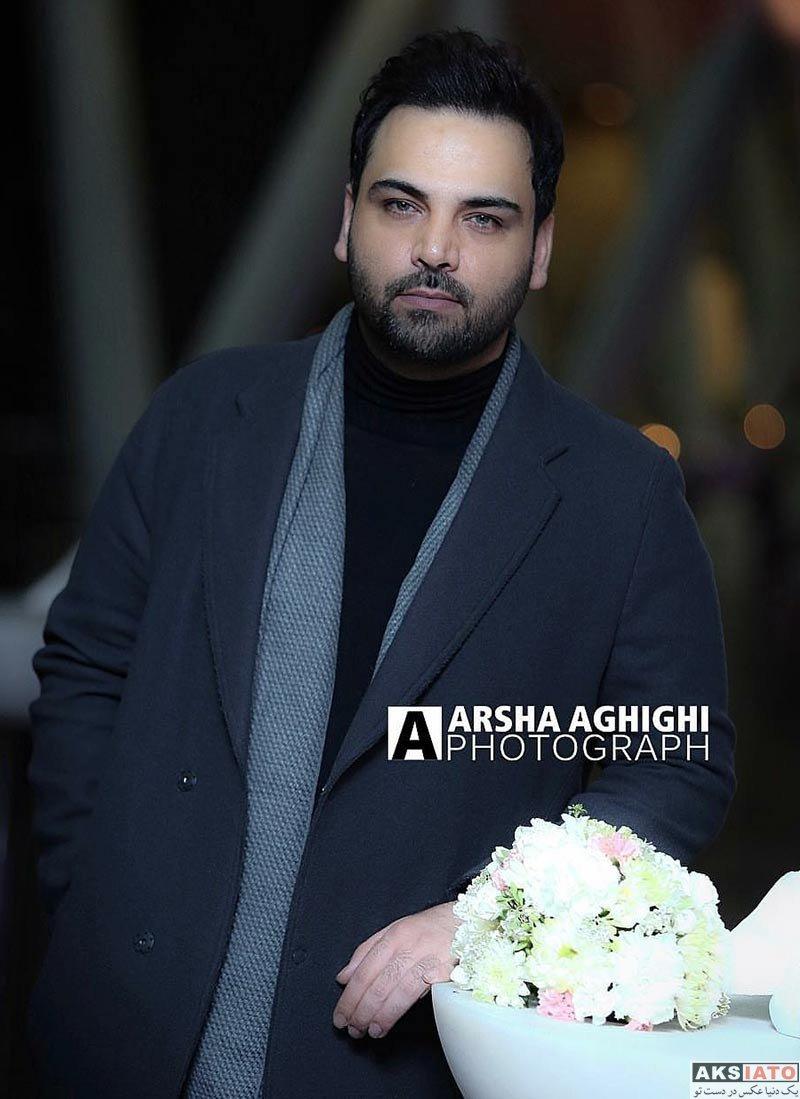 بازیگران مجریان  احسان علیخانی در اکران خصوصی فیلم بدون تاریخ، بدون امضا (4 عکس)