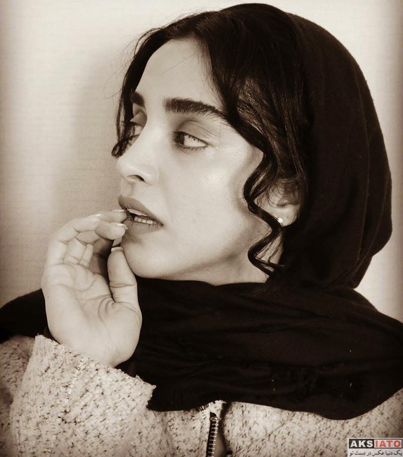 بازیگران بازیگران زن ایرانی  عکس های الهه حصاری در بهمن ماه ۹۶ (8 تصویر)