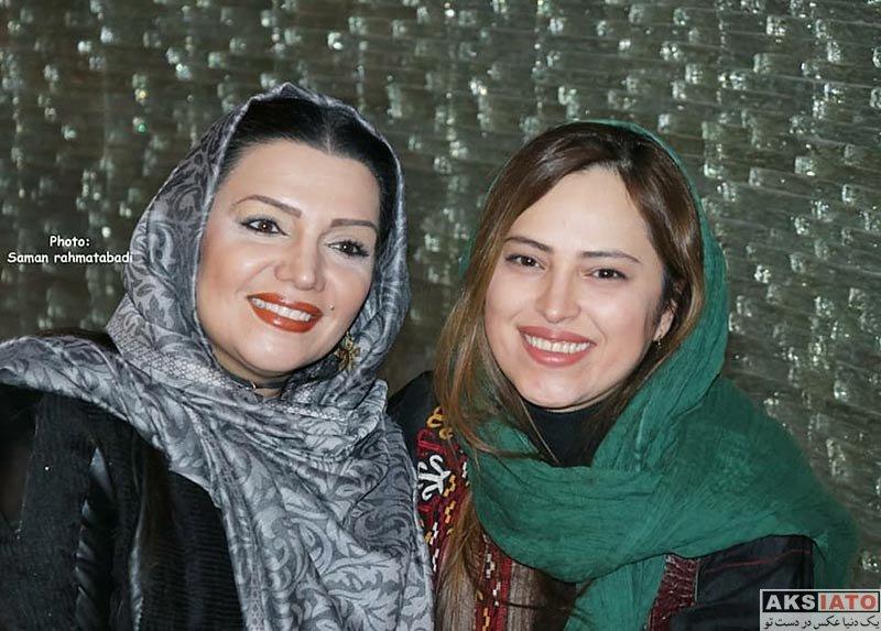 بازیگران بازیگران زن ایرانی  الهام پاوه نژاد در اکران خصوصی فیلم در وجه حامل (4 عکس)