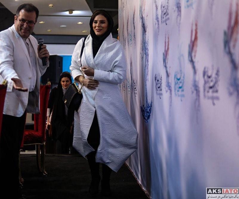 بازیگران جشنواره فیلم فجر  عکس های منتخب روز سوم سی و ششمین جشنواره فیلم فجر (20 تصویر)
