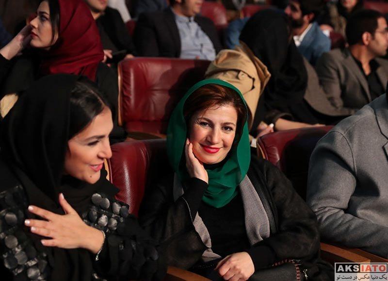 بازیگران جشنواره فیلم فجر  مراسم اختتامیه سی و ششمین جشنواره فیلم فجر (20 عکس)
