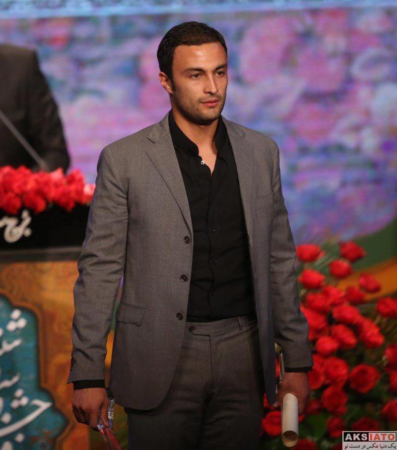 بازیگران جشنواره فیلم فجر  20 عکس از مراسم اختتامیه سی و ششمین جشنواره فیلم فجر