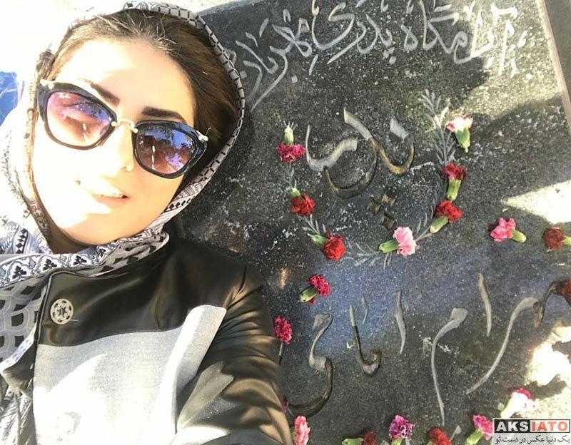 بازیگران بازیگران زن ایرانی  عکس های هلیا امامی در بهمن ماه ۹۶ (۱۰ تصویر)