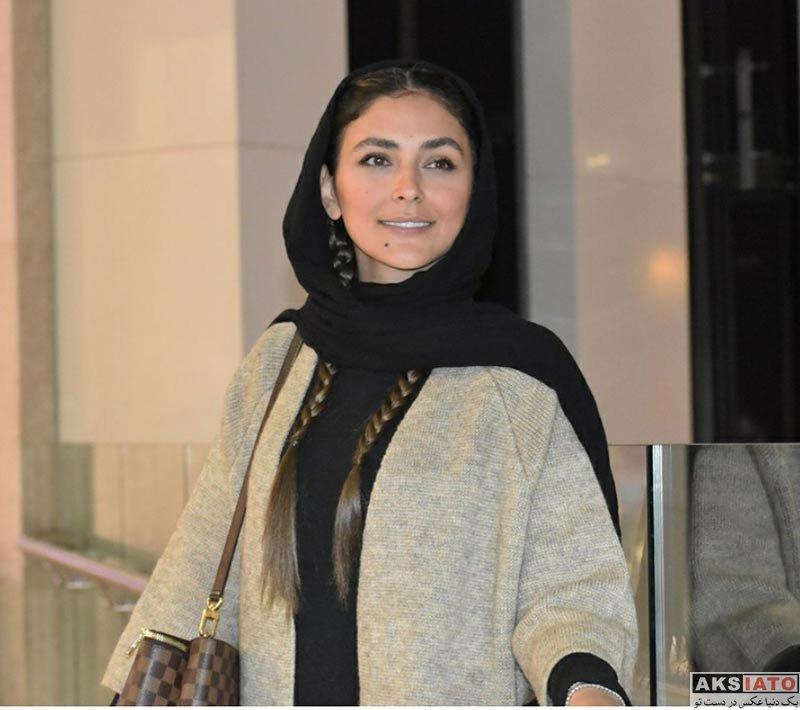 بازیگران بازیگران زن ایرانی  هدی زین العابدین در اکران مردمی فیلم اسرافیل (5 عکس)